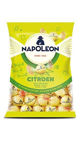 Napoleon Zitrone Kogels Bonbons mit Brausefüllung 150 g