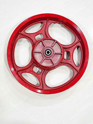 ETZ 251/301 Rear Wheel 1.85X16 LLANTA TRASERA MZ ETZ 251 TS 250 185X16 (RED)