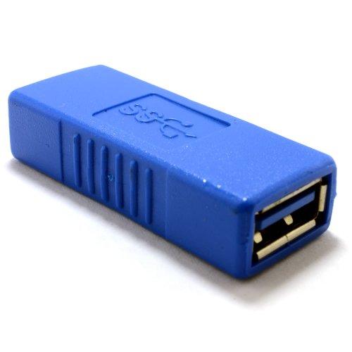 USB 3,0 SuperSpeed Kupplung A Weiblich Zum A Weiblich Zum Verbinden Kabel