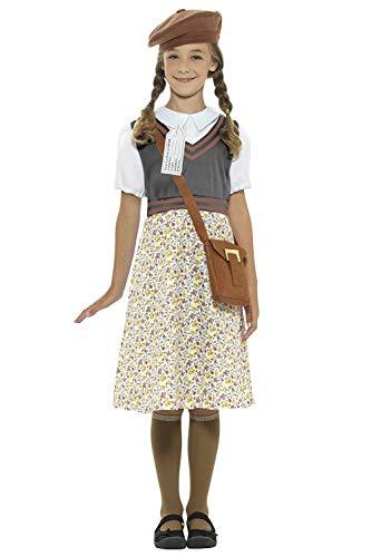 Evacuee School Girl Costume Medium