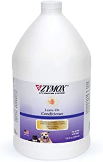 ZYMOX Leave-In Conditioner with Vitamin D3 for Cats & Dogs, 1gal