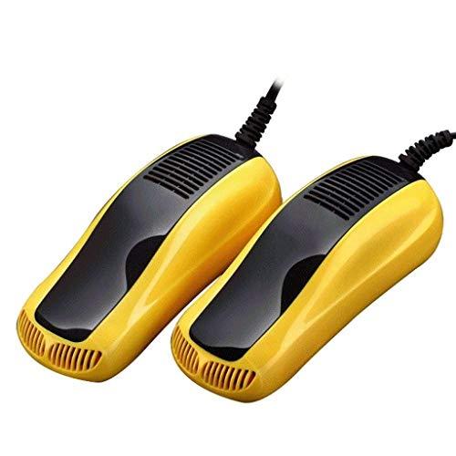 zxyzb Zapato desodorante natural Resuable, zapato Eliminación de olores y gases tóxicos, con función de secado adicional Calentador PTC(zapato desodorante)