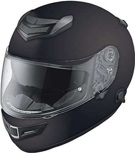 Held Brave II Motorradhelm schwarz matt XXL (63/64)