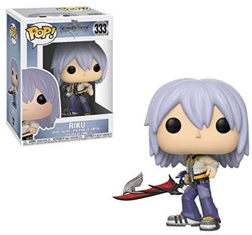 Funko POP! Disney: Disney Kingdom Hearts: Riku