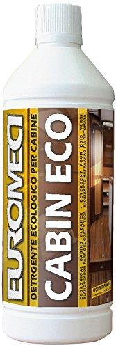 Euromeci ECE1 reiniger voor cabines, kleurloos, 1.000 ml
