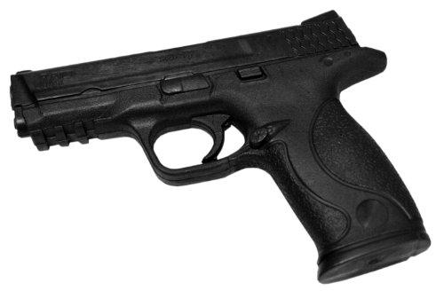 DEPICE Pistole Trainingspistole Hartgummi für Selbstverteidigung