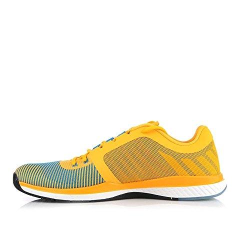 Nike Zoom Speed TR3, Zapatillas de Deporte Hombre, Dorado/Negro/Blanco (Unvrsty Gold/Blk-PHT Bl-White), 45