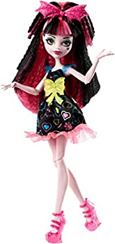 Monster High Electrified Hair-Raising Ghouls Draculaura Doll