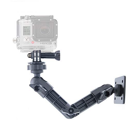 Supporto da parete per GoPro, Gopro supporto per GoPro Hero 233+ 456