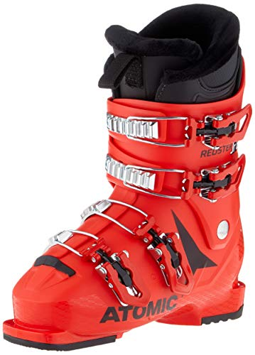 Atomic ABO ATO Race Inl Schneestiefel, Rot (Red/Black 000), 39/40 EU