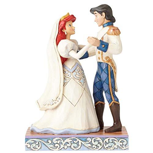 Disney Tradiciones –Figura Decorativa, diseño de Boda