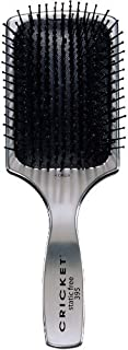 Cricket Visage Static Free Paddle Brush