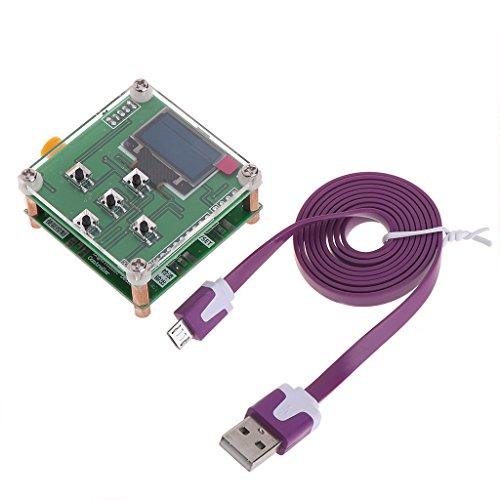 Siwetg RF vermogensmeter OLED 8 GHz 1-8000 MHz -55 ~ -5 dBm + RF-dimmer
