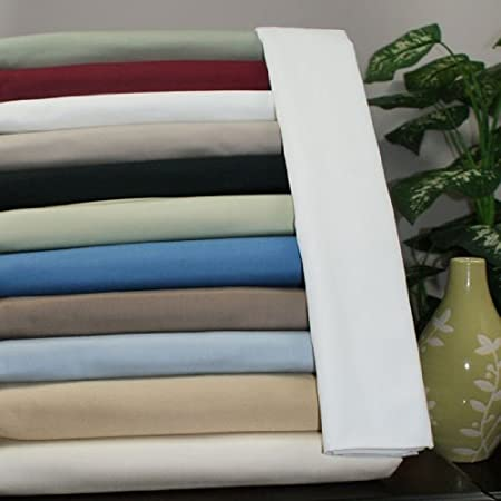 Amazon Com Egyptian Cotton 650 Thread Count Solid Sheet Set King Sheet Set Burgundy Home Kitchen