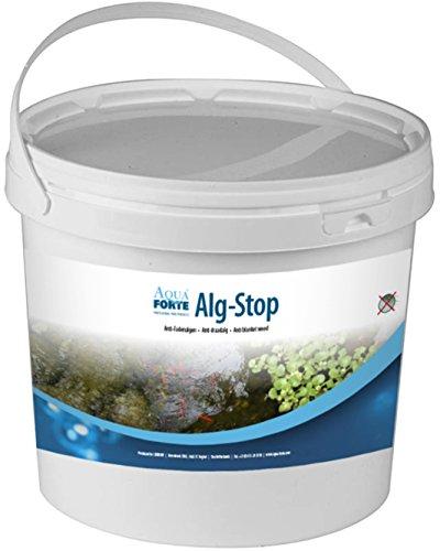 Aquaforte Alg-Stop Anti-Fadenalgenvernichter, 10 kg, Pulver