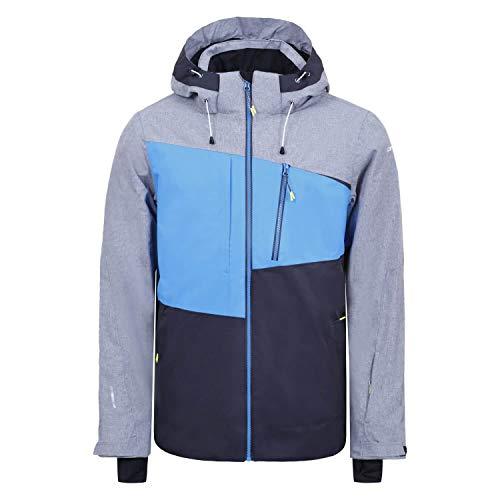 Icepeak Herren Skijacke Carver 56228 Light Grey 50