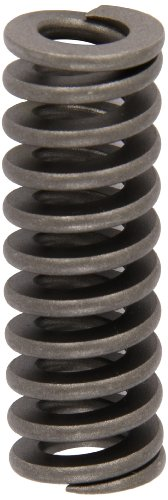 Heavy Duty Compression Spring, Chrome Silicon Steel Alloy, Inch, 1.25