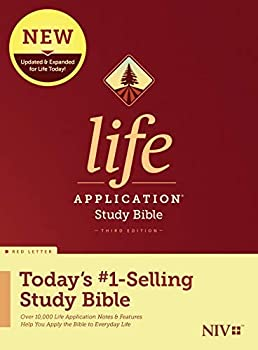 NIV Life Application Study Bible Third Edition