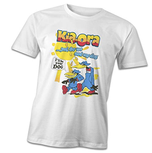 Kia Ora I'll Be Your Dog 80s T-shirt