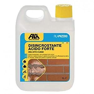 Fila Solutions – Filaphzero – desincrustante ácido viscoso – 1 litro