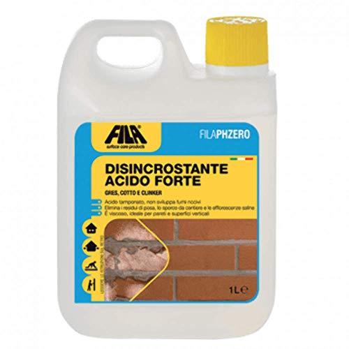 Fila Solutions - Filaphzero - desincrustante ácido viscoso - 1 litro