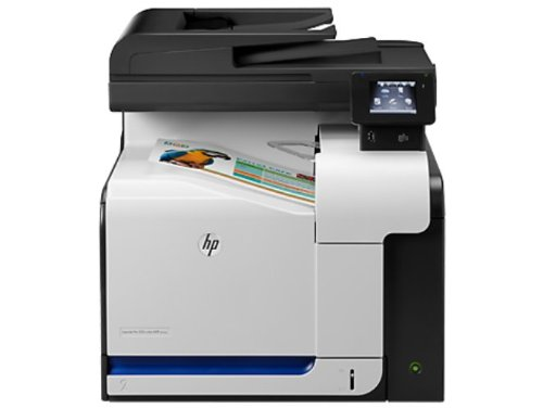 HP Laser Jet Pro 500 M570dw Multi Function Color Laser Printer