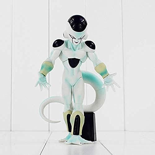 ZJZNB Anime Figur Modell Spielzeug 18cm Dragon Ball Master Stars Stück Die Freeza PVC Action Figur MSP Juguetes