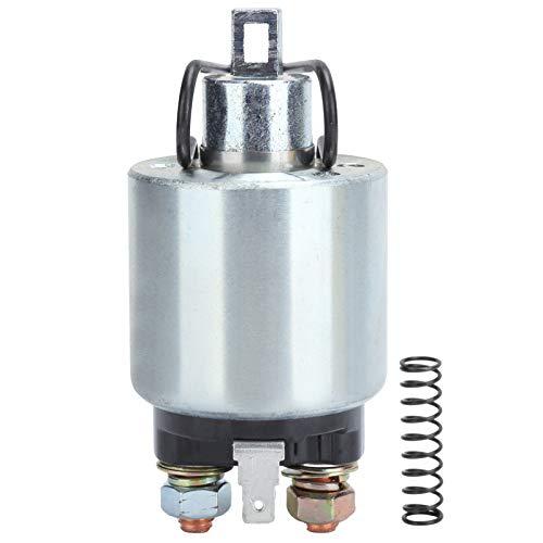 Interruptor de solenoide, hierro Interruptor electromagnético de alto rendimiento, resistente al desgaste para generadores agrícolas Generadores de pesca