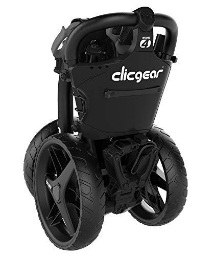 Clicgear Modell 4.0 Trolley schwarz - 2