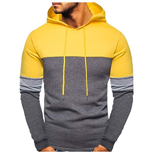 Feytuo Hoodie Herren Slim Fit Sweatshirt mit Kapuze Winter Angebote Mantel Freizeit Einfarbig Kurz Schwarz Outwear Sport Warm Langshirts Muster Jacke Causal Elegant Hoodie Halloween Sale