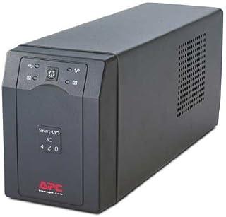 APC SC420I Smart UPS, Black