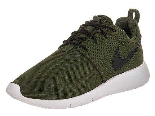 Nike 599728 303 Roshe One (GS) Sneaker Dunkelgruen 36.5