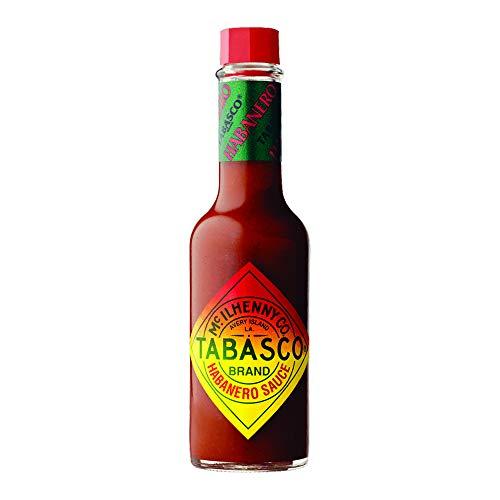 Tabasco Habanero Pepper Sauce, 1er Pack (1x 60ml)
