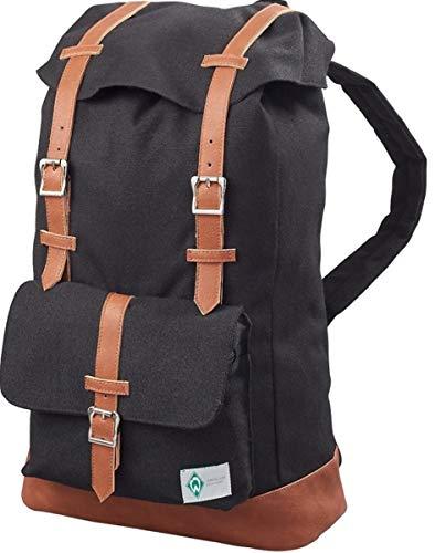 Rucksack Werder Bremen + Sticker Bremen Forever, Tasche/sac à DOS/Backpack/Mochila