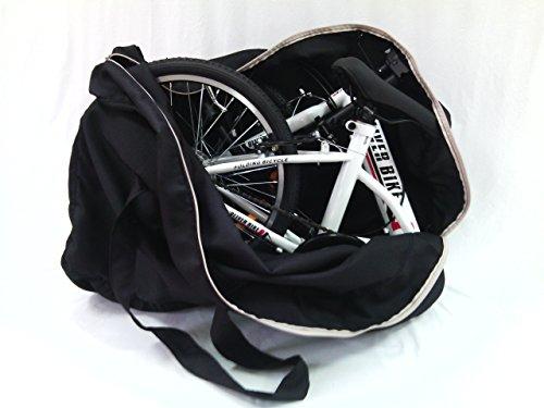 OLIVER BIKE Borsa Borsone per Trasporto Bici Bicicletta Pieghevole Folding Ruota 20 Pollici