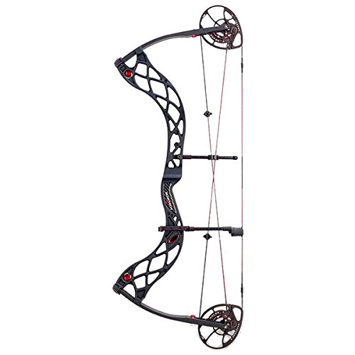 Bowtech Carbon Knight Black Ops 60 to 70lbs RH RAK Equipped