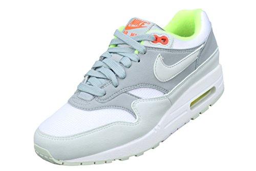 Nike Damen Sportschuhe WMNS Air Max 1 319986-107 Grau – Größe 38 – Farbe Grau