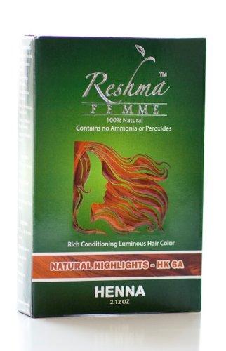 Reshma Beauty 30 Minute Henna - Natural Highlights