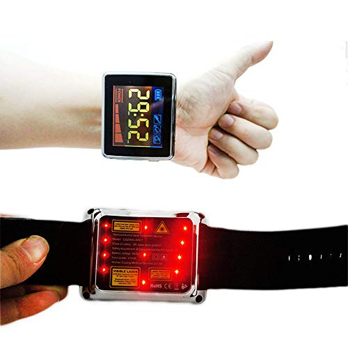 Why Choose COZING Light Therapy Device - Cold Laser Therapy Equipment for High Blood Pressure Remedi...