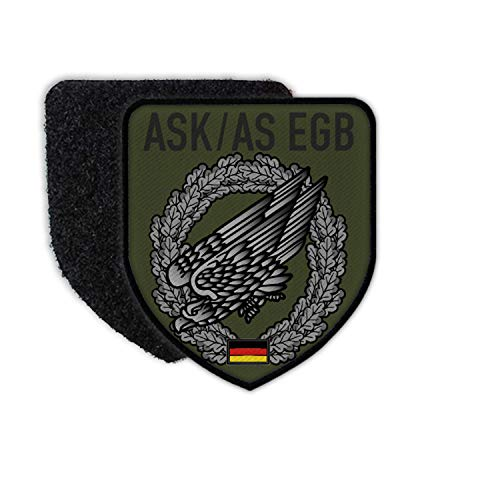 Copytec Patch Fallschirmspringer EGB Spezialkräfte Luftwaffe Bundeswehr #34149
