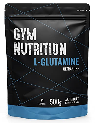 Gym-Nutrition -  L-GLUTAMIN Ultrapure