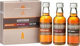 Auchentoshan Single Malt Scotch Whisky Geschenk-Collection 3x 0,05l