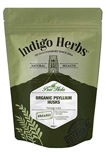 Indigo Herbs Biologische Psylliumvezels 250g