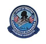 USS George Washington...image