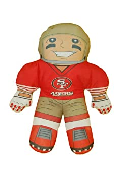 Northwest San Francisco 49ers NFL Rush Zone Player Pillow 20  Pillowpal