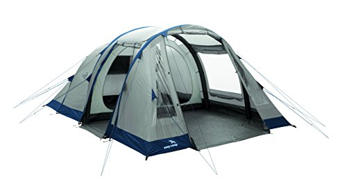 Easy Camp Unisex's Tempest 500 Air Tent, Grey, One Size