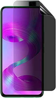 Celicious Privacy Plus 4-Way Anti-Spy Filter Screen Protector Film Compatible with Infinix S5 Pro