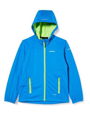 Icepeak Jungen Softshell Jacke LAURENS JR, blau, 152, 551811694I