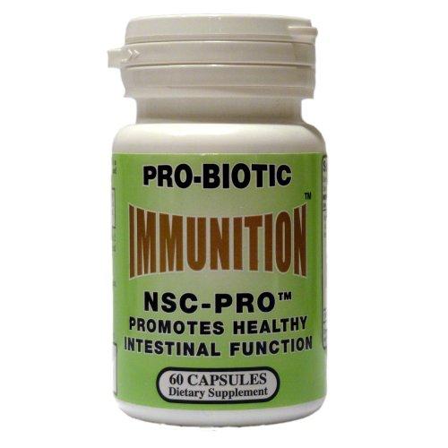 NSC PRO Probiotic, IMMUNITION