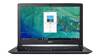 """Acer Aspire 5 A515-51G-53V6, 15.6"""" Full HD, 8th Gen Intel Core i5-8250U, Amazon Alexa Enabled, NVIDIA GeForce MX150, 8GB DDR4, 256GB SSD, Obsidian Black"""
